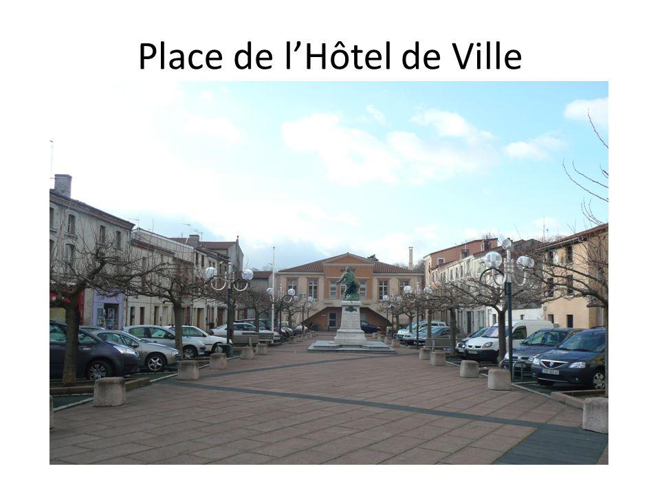 Place Louis Giraudier