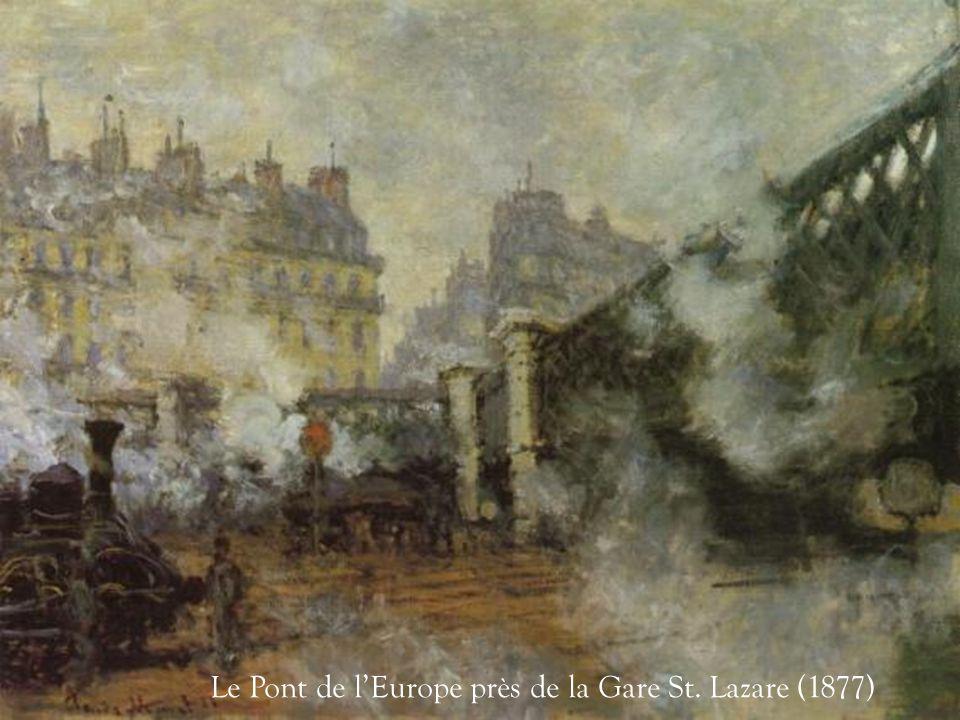 Bâteau rouge à Argenteuil (1875)
