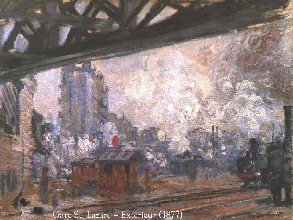 Gare St. Lazare (1877)