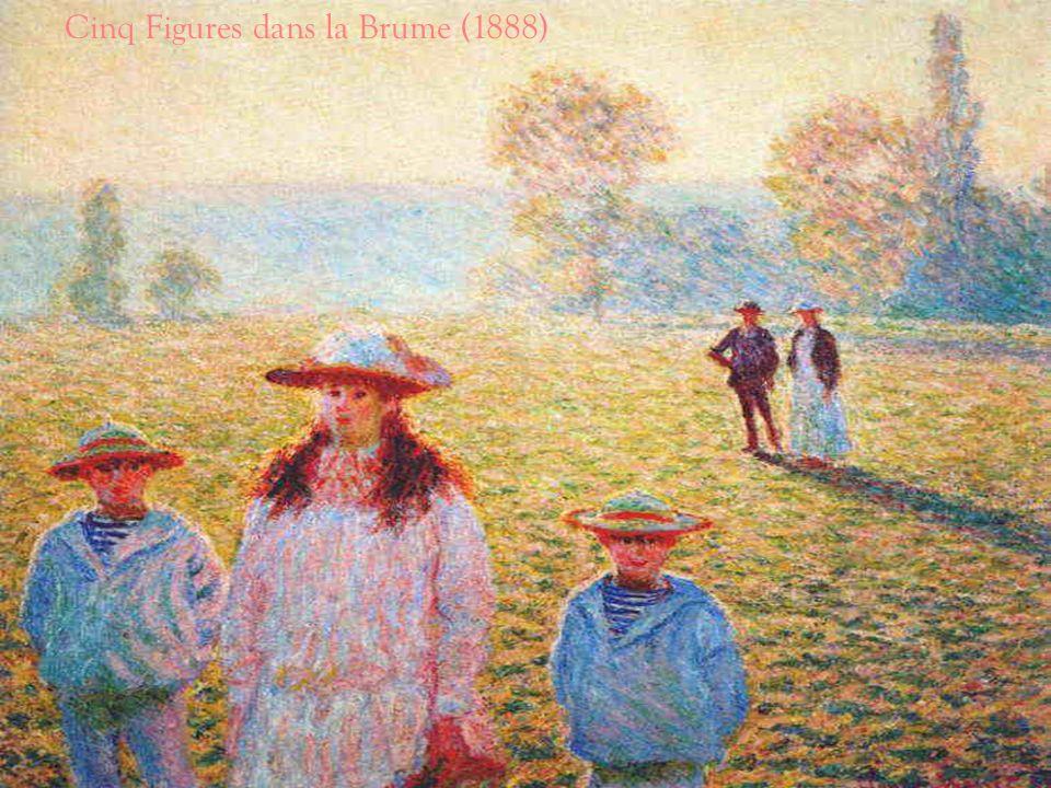 Un Canot sur l Epte (1887)