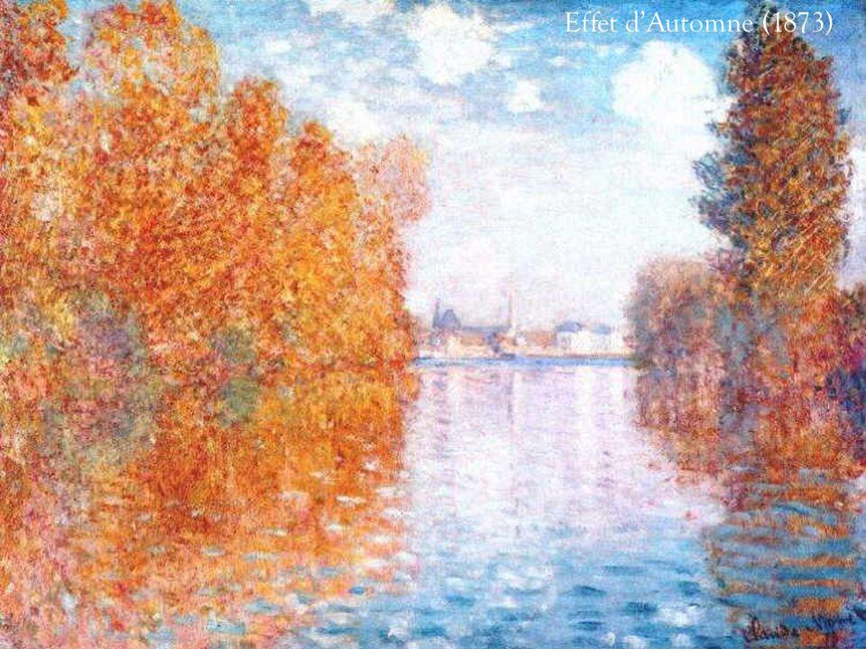 La Seine à Argenteuil (1872)