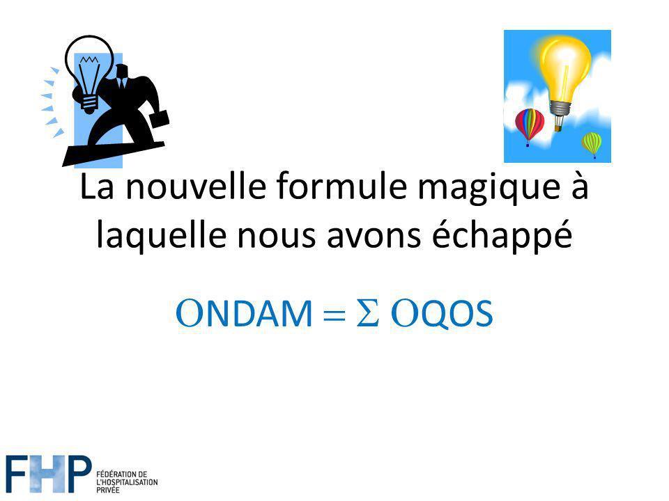La nouvelle formule magique à laquelle nous avons échappé NDAM QOS