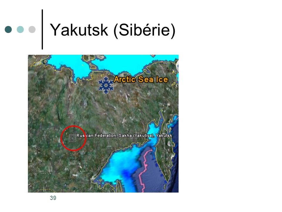 39 Yakutsk (Sibérie)