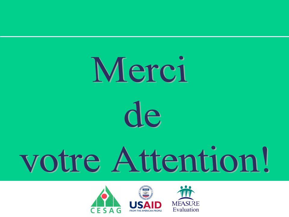 Séminaire Suivi / Evaluation des programmes de santé Dakar, Sénégal, 18 juin au 6 juillet 2007