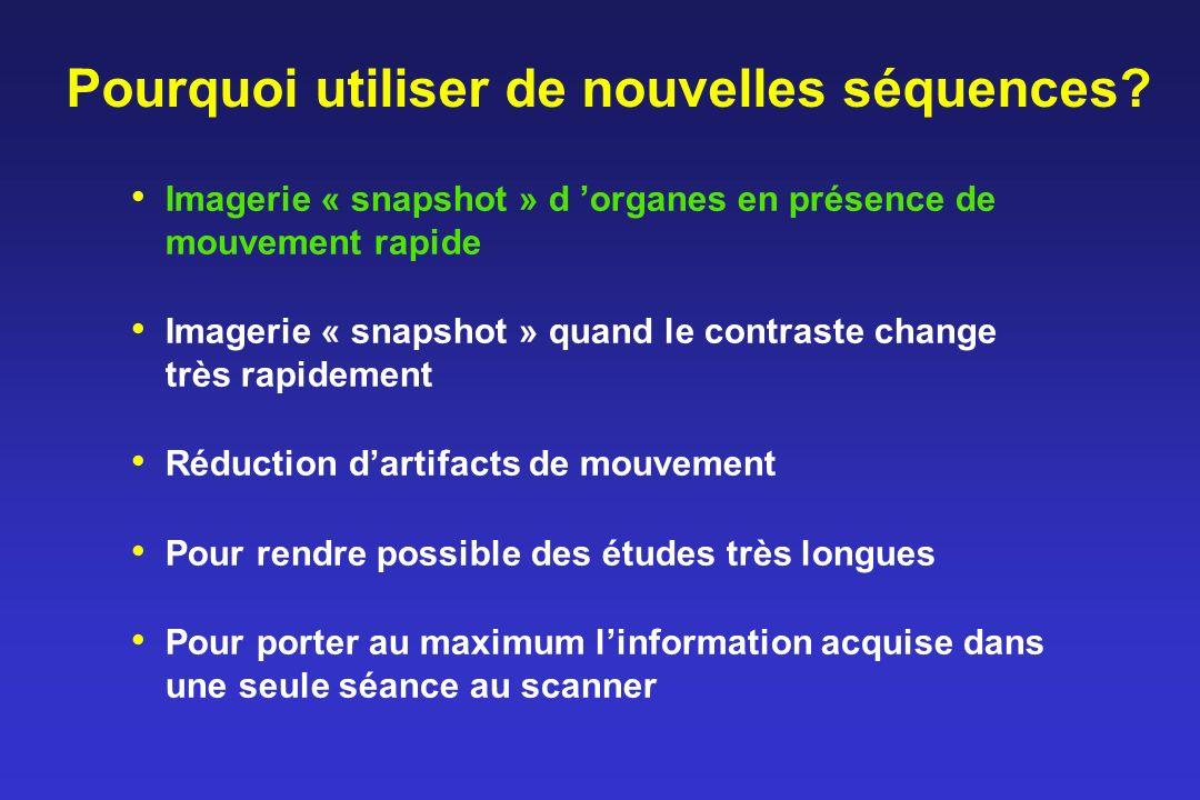 Ex: protocole pour l imagerie du cancer rectal T 1 w scoutRAGE T 2 wTSE cartographie DBurst cartographie T 2 multi-echo spectro.