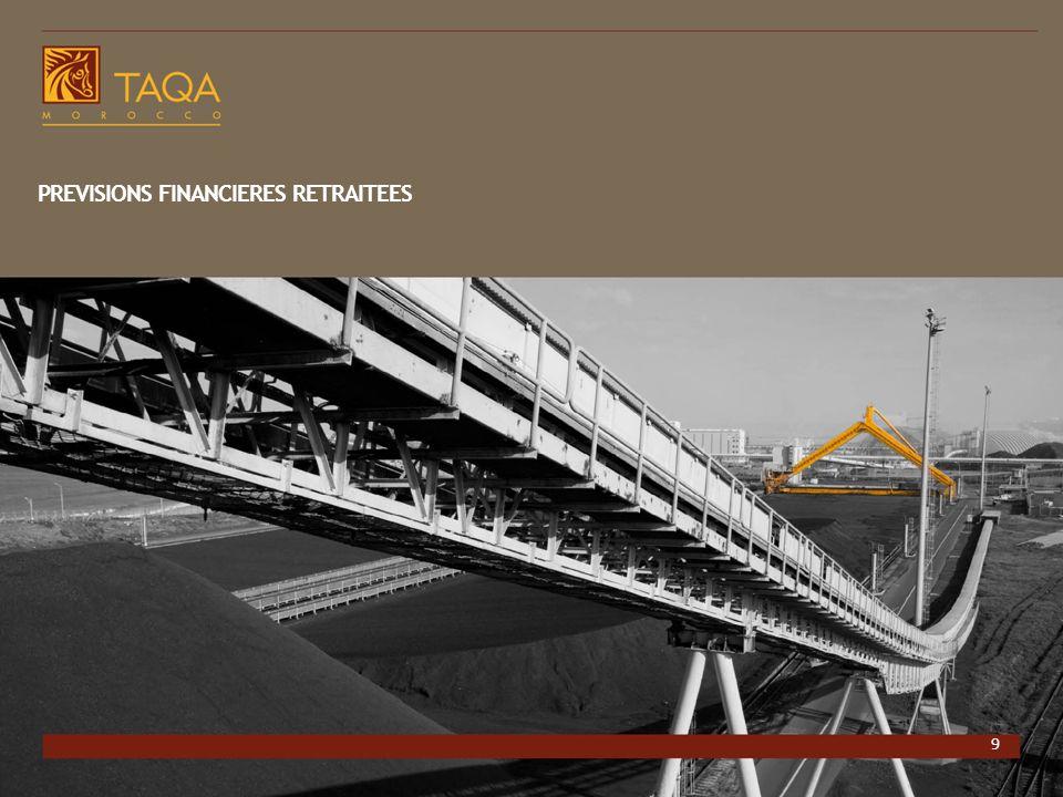 PREVISIONS FINANCIERES RETRAITEES 9