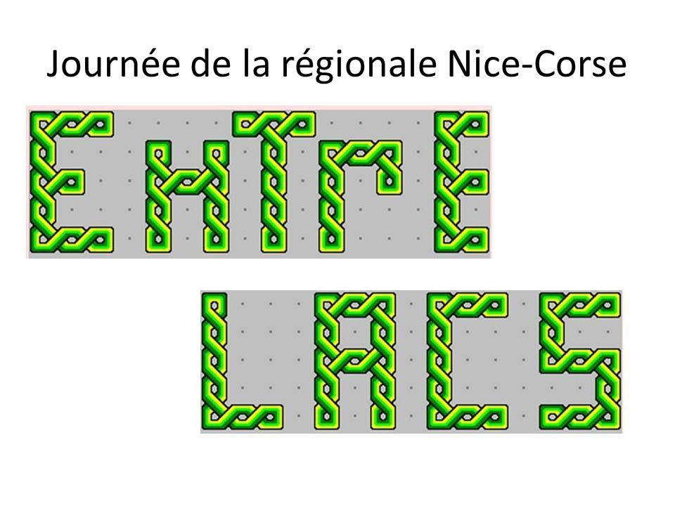 Créer des entrelacs Daprès des notes de lexposé de Christian Mercat aux Journées nationales de Marseille