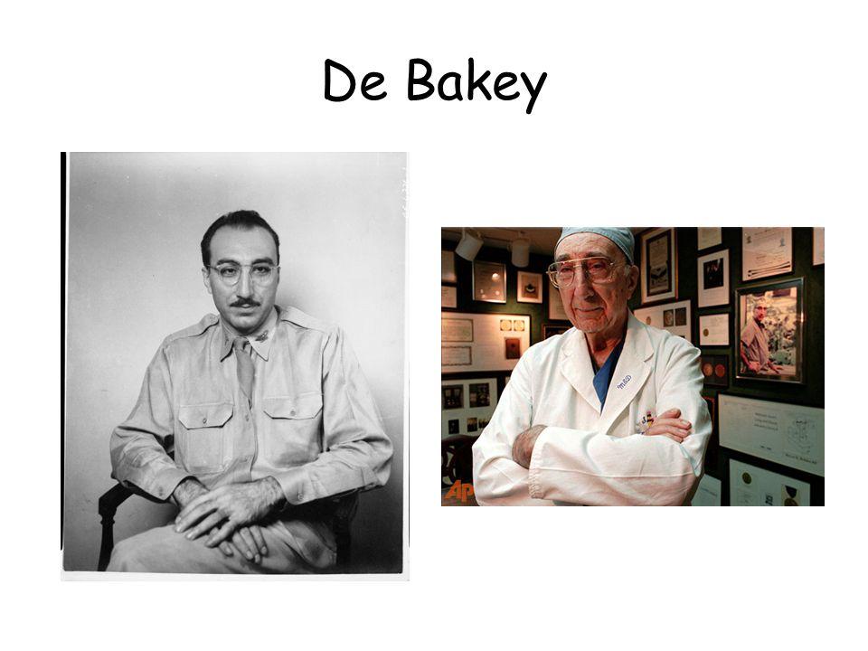 De Bakey