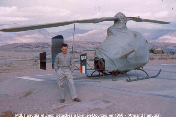 MdL Farrugia et Djinn détachés à Djenien-Bourzeg en 1960 - (Armand Farrugia)