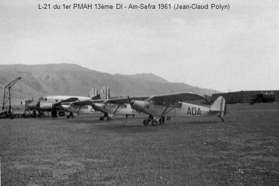 L-21 du 1er PMAH 13ème DI - Aïn-Sefra 1961 (Jean-Claud Polyn)