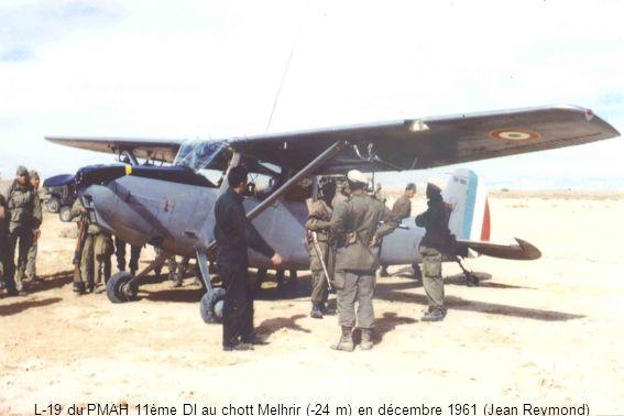 2ème PMAH 12ème DI - Méchéria 1960 - MdL Farrugia en Djinn (Armand Farrugia)