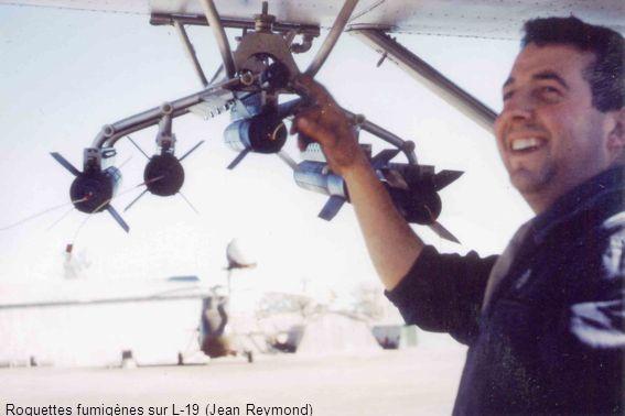 Hangar du 1er PMAH 13ème DI à Méchéria en 1961 - L-21 F-MAWF (Jean-Claude Cartigau)