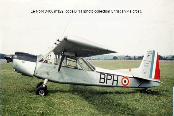 Le Nord 3400 n°122, codé BPH (photo collection Christian Malcros).