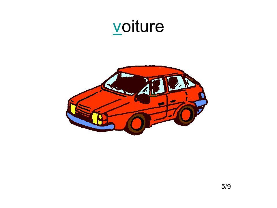vvoiture 5/9
