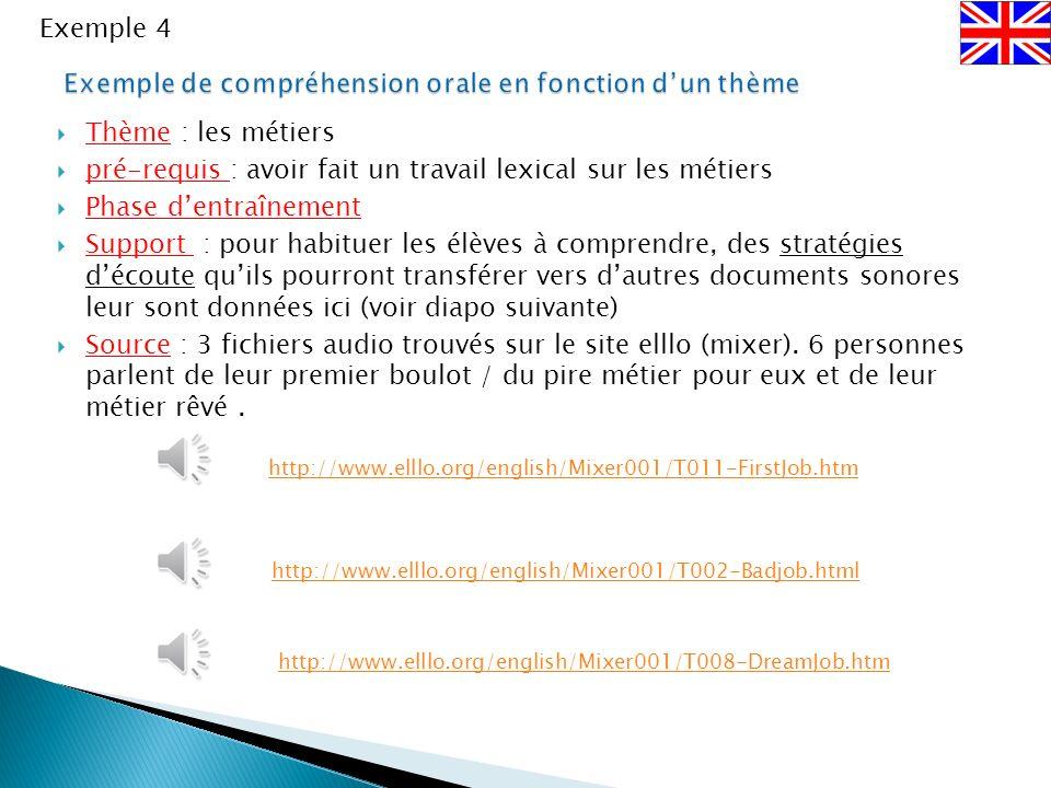 Support 2 : questionnaire interactif réalisé avec google docs pour varier les supports à la compréhension (voir diapositive suivante) En salle informa