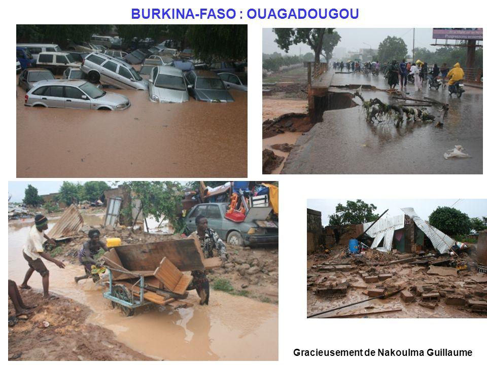 BURKINA-FASO : OUAGADOUGOU Gracieusement de Nakoulma Guillaume