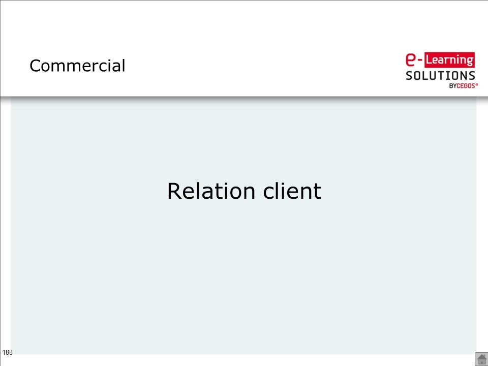 188 Commercial Relation client