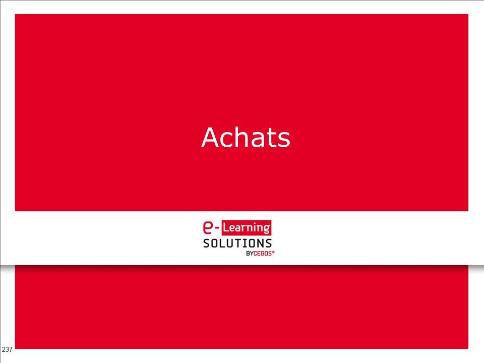 237 Achats