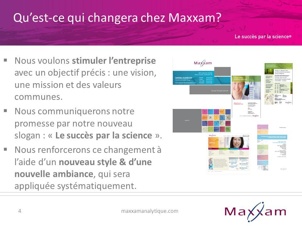 4maxxamanalytique.com Quest-ce qui changera chez Maxxam.