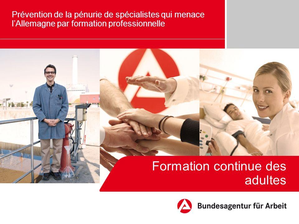 Seite 2 LAgence fédérale pour lEmploi (BA) Bundesagentur für Arbeit (lAgence fédérale pour lEmploi), Sven Mochmann LAgence fédérale pour lEmploi (BA) est la plus grande prestataire sur le marché de la main-dœuvre.