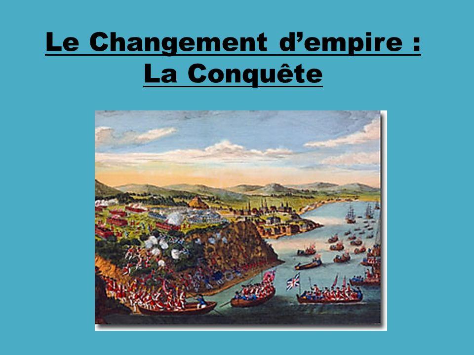 LActe de Québec 1774 LActe de Québec est une loi britannique qui reçoit la sanction royale le 22 juin 1774 et entre en vigueur le 1 er mai 1775.