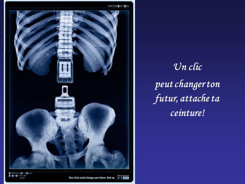 Un clic peut changer ton futur, attache ta ceinture!