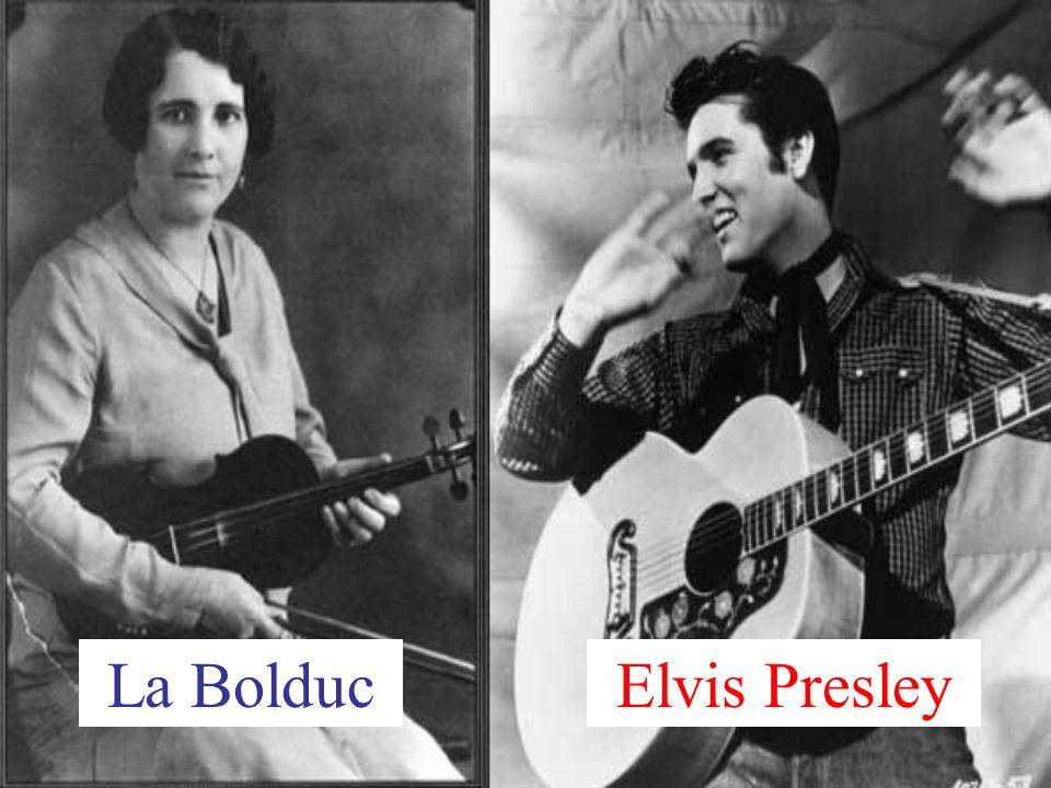 La BolducElvis Presley