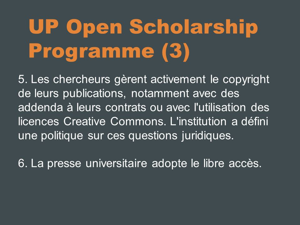 UP Open Scholarship Programme (3) 5.
