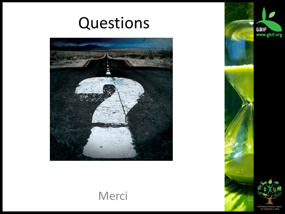 Questions Merci