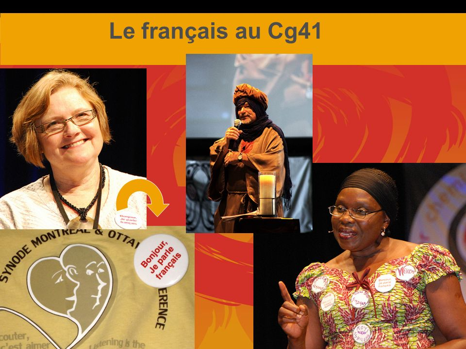 Le français au Cg41