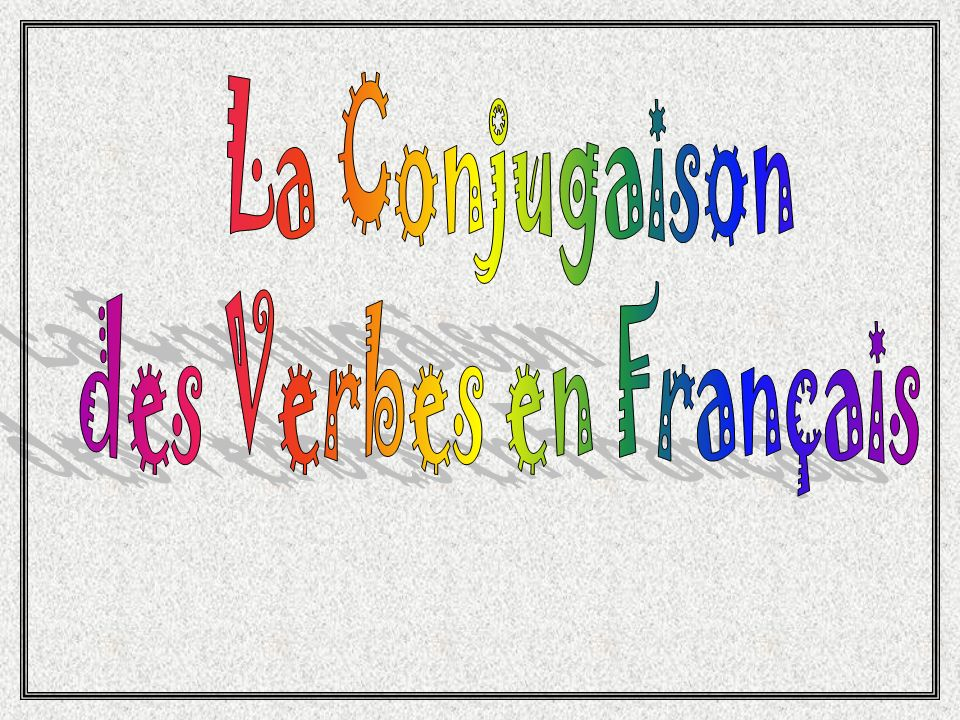 Fill in the blank with the correct conjugation of the verb.