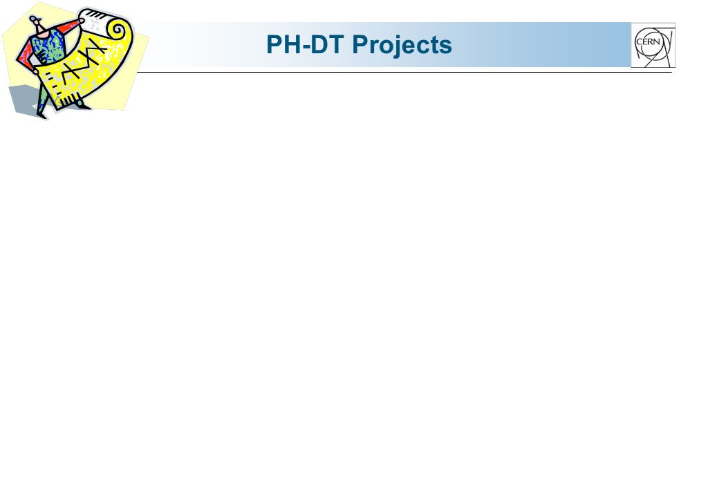PH-DT Projects