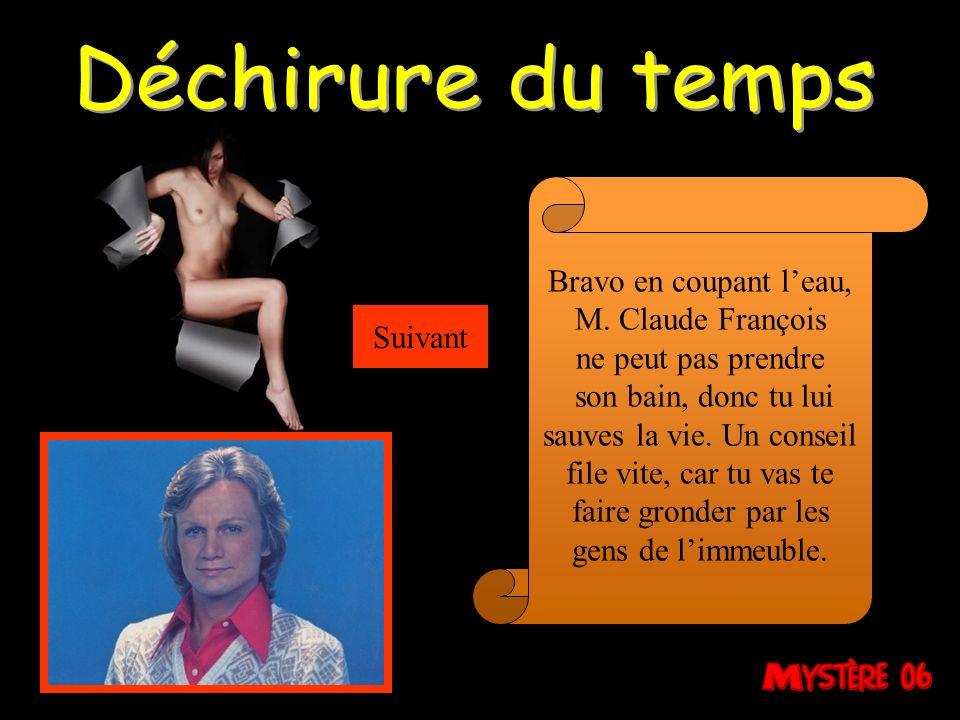 Tu te trouves dans le hall dun immeuble du 46, bould Exelmans (à Paris) il est 14h10 et nous sommes le 11 mars 1978.