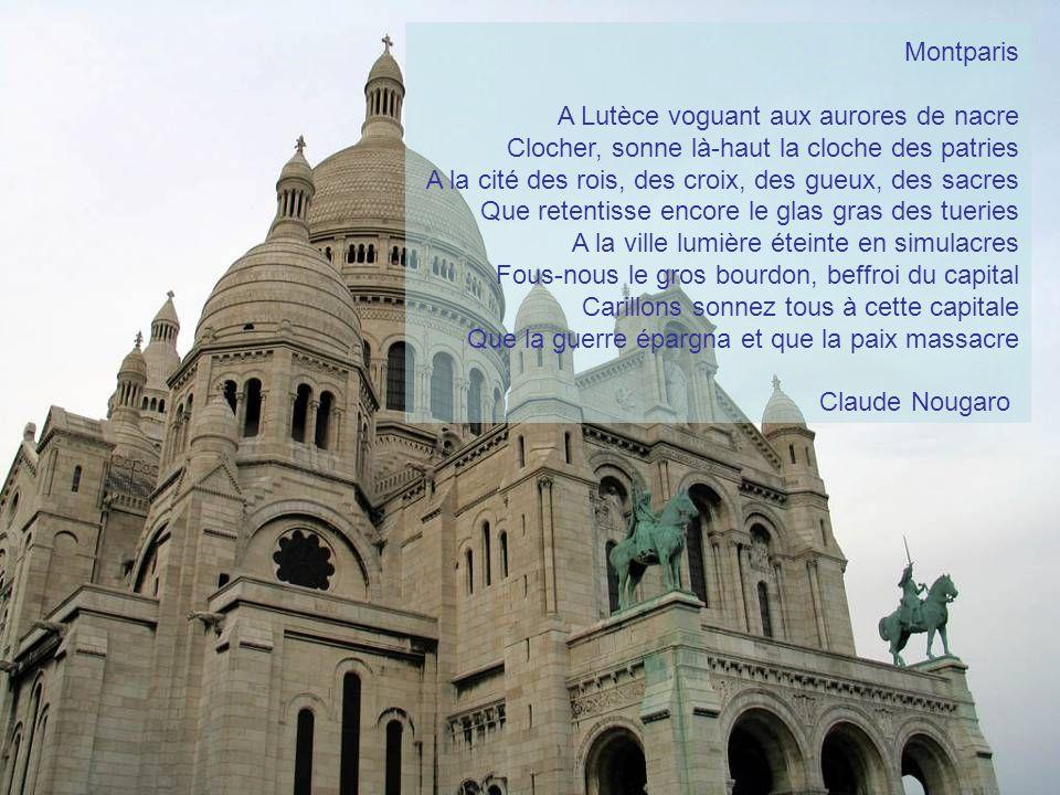 Sur les quais du vieux Paris, Le long de la Seine Le bonheur sourit, Sur les quais du vieux Paris, L amour se promène En cherchant un nid.