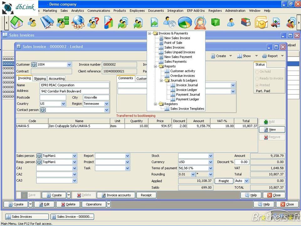 2.5/26 Les systèmes dinformation de gestion Chapitre – 0 à côté des SI de l'entreprise Cyril0Upjv@gmail.com Exemple doutil : le CRM Figure 0-4