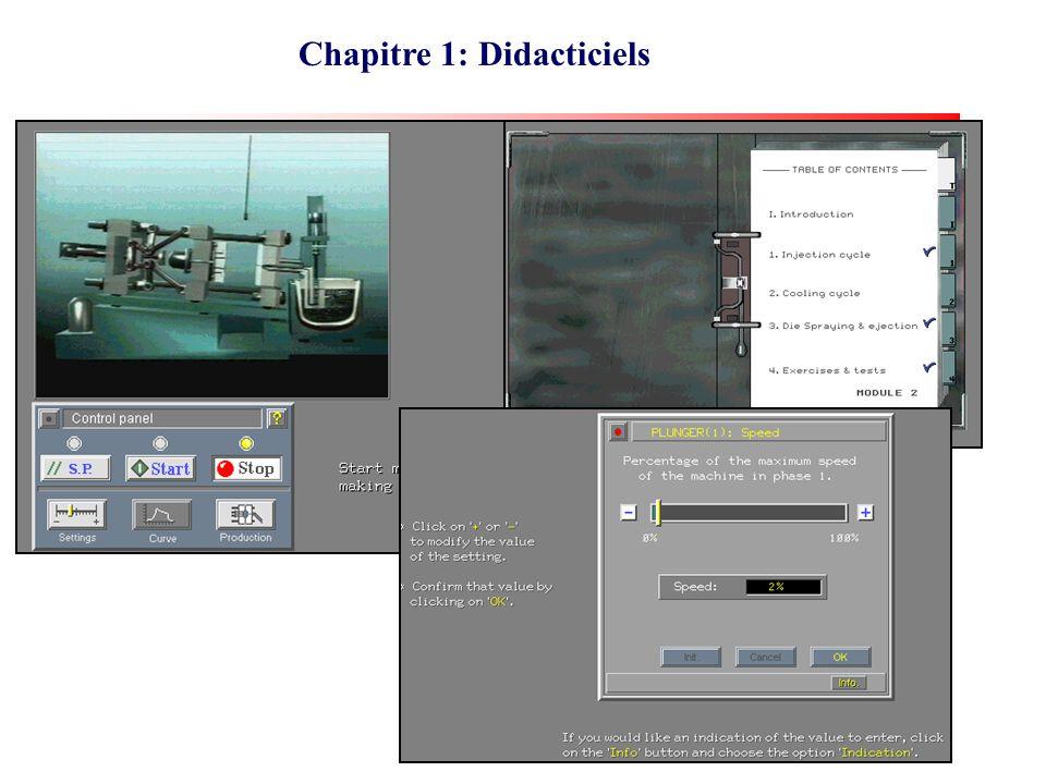 Chapitre 1: Didacticiels