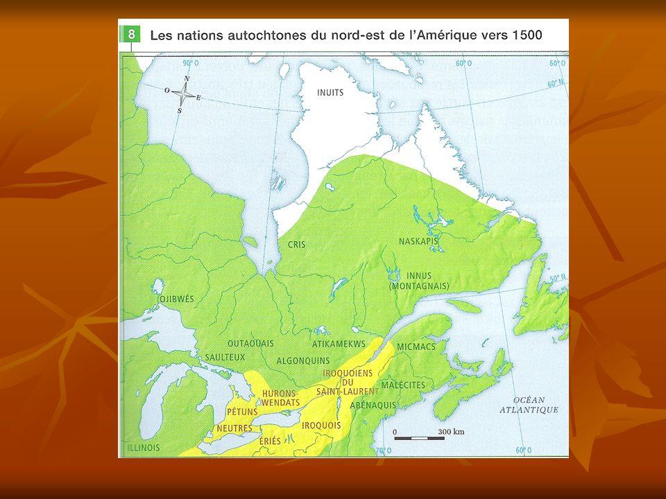 La perception et linterprétation du monde qui les entoure ont un impact direct sur la culture des Autochtones.