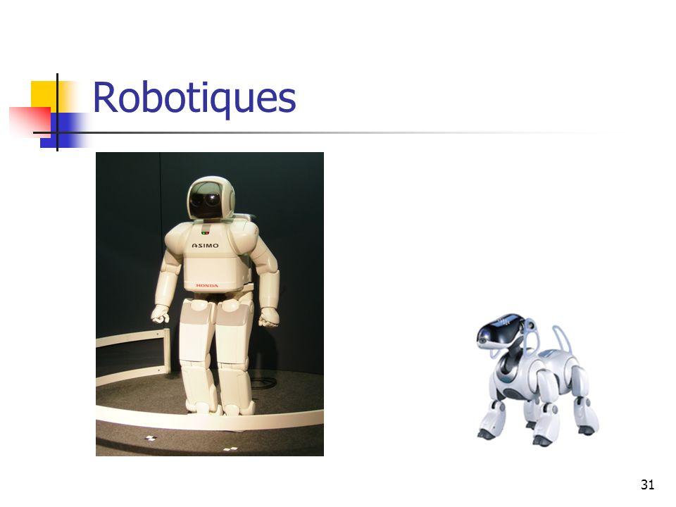 31 Robotiques