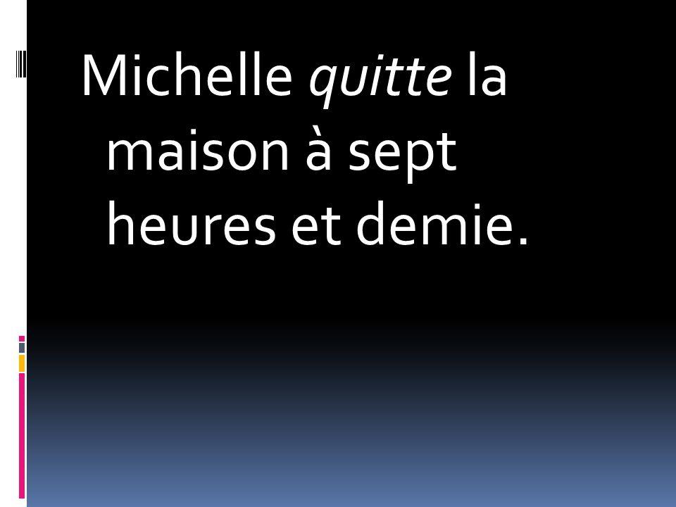 En France, les élèves quittent lécole à __________de laprès midi.