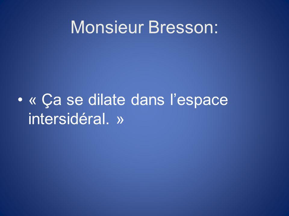 Madame Lediouron: « Nutilisez pas de méthode batârde. »