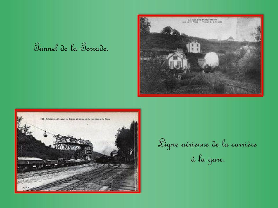Inondation du 9 Juin 1911. Place de lancienne halle.