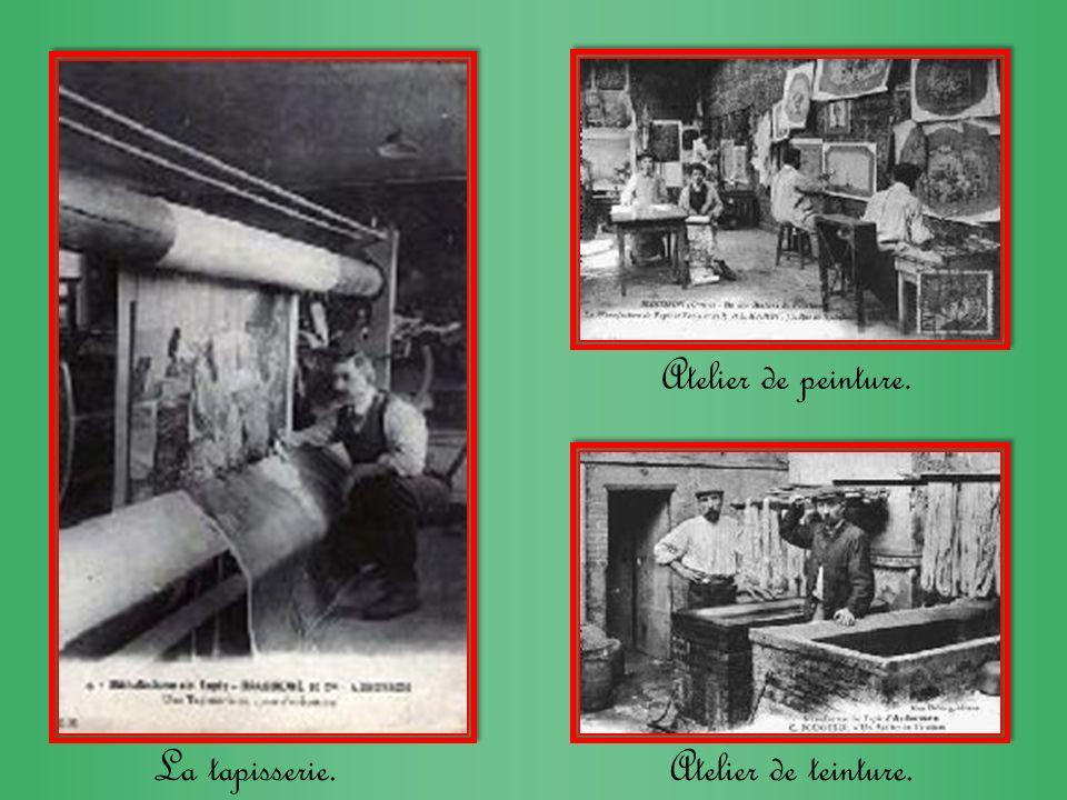 Maison Loth. Visite du Président de la République Raymond Poincaré le 10 Septembre 1913.