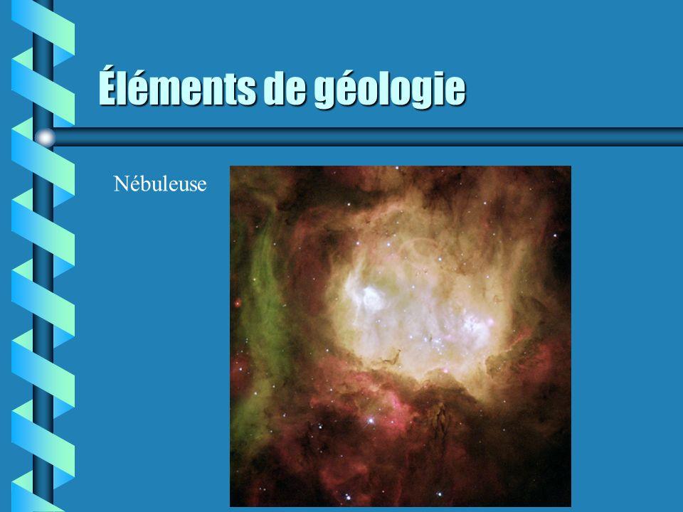 2.3.2 Datation relative (p.26) Âge relatif des roches une par rapport aux autres.