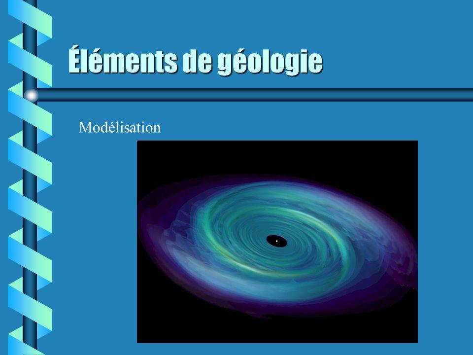Éléments de géologie 2.3.2 Datation relative (p.26) 3. Principe de lidentité paléontologique.