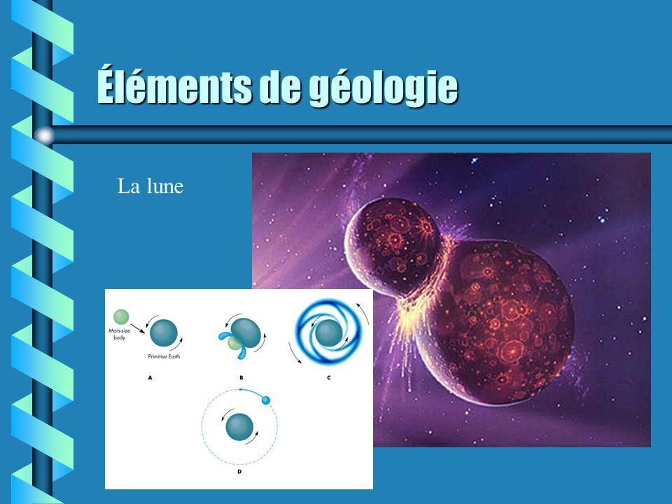 Éléments de géologie Chapitre 2 : Planète terre et temps géologiques