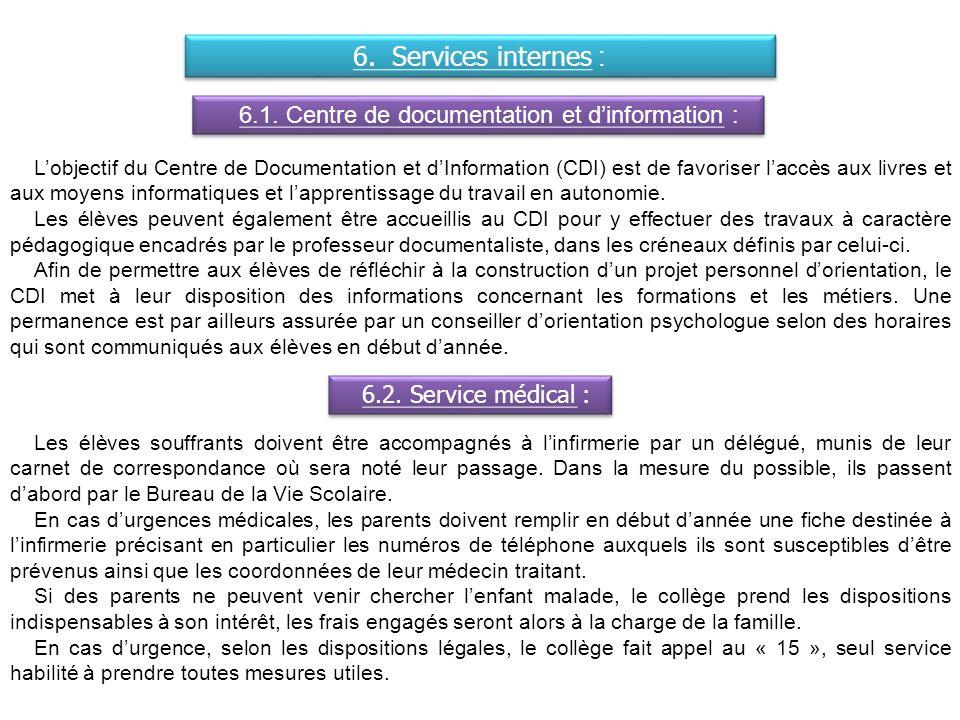 Lobjectif du Centre de Documentation et dInformation (CDI) est de favoriser laccès aux livres et aux moyens informatiques et lapprentissage du travail en autonomie.