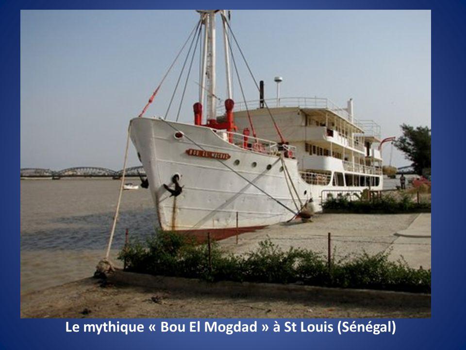 Faubourgs de Nouakchott (Mauritanie)…