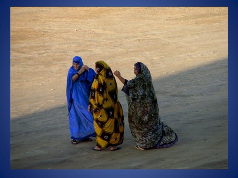 Livraison de leau à Nouakchott