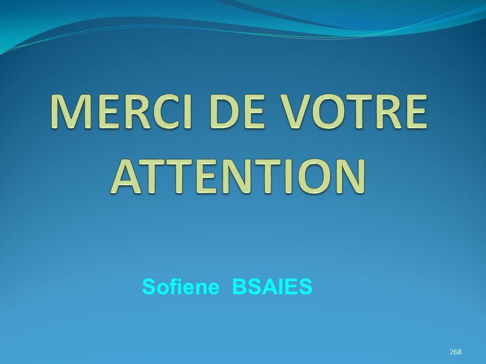 Sofiene BSAIES 268