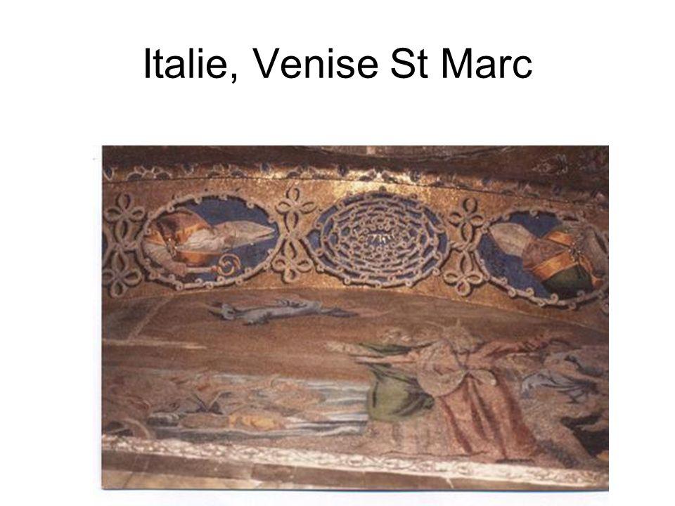 Italie, Venise St Marc